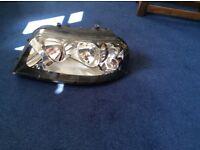LHD Headlights Seat Alhambra/ Volkswagen Sharran