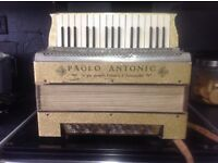 Accordion for sale fair condition see pictures