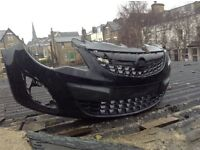 VAUXHALL CORSA D FRONT BUMPER FOR SALE 2011 ONWARDS 5