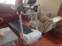 Reebok Treadmill. 12 programmes.