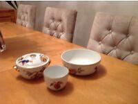 Royal Worcester China bowls