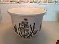 Portmerion ceramic planter
