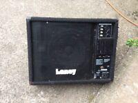 Laney Powered monitor speaker