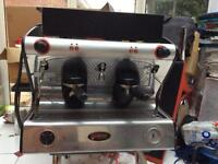 Coffee Machine with Grinder Included