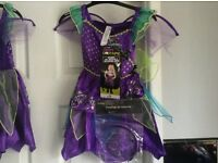 Girls brand new Halloween costume age 1-2