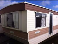 Atlas Aztec FREE DELIVERY 34x10 3 bedrooms 2 bathrooms large choice of offsite static caravans