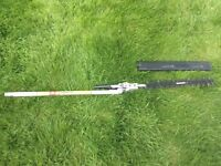 Multi-Tool Attachments for Petrol Motor Unit - Hedge Trimmer, Pole Pruner Saw, Brush Cutter,