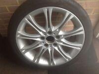 Bmw mv2 alloy wheel