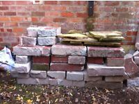 Used breeze blocks
