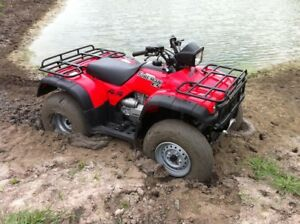 HONDA 4x4 ANY CONDITION WANTED