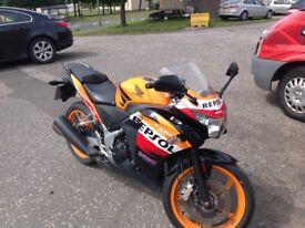 Honda CBR250R for sale