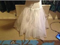 Wedding / Prom dress undershirt / Petticoat
