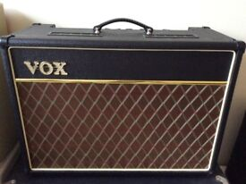 Vox AC15 CC1 Guitar Amp - 1 x 12 reissue combo amplifier, as new