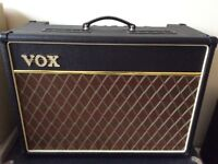 Vox AC15 CC1Guitar Amp - 1 x 12 reissue combo amplifier, as new
