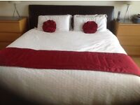 Next Red Bed Runners and Cushions