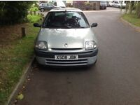 RENAULT CLIO ONLY £525!!!