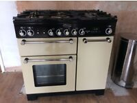 *****SOLD****** Rangemaster range oven for sale