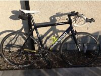 "Boardman ""Race"" road bike c/w various accessories, £750 ono will also consider a swap"