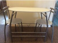 Argos dining table and chairs