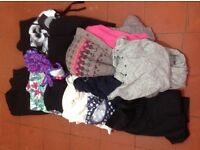 Bundle of girl's clothes age 10-12