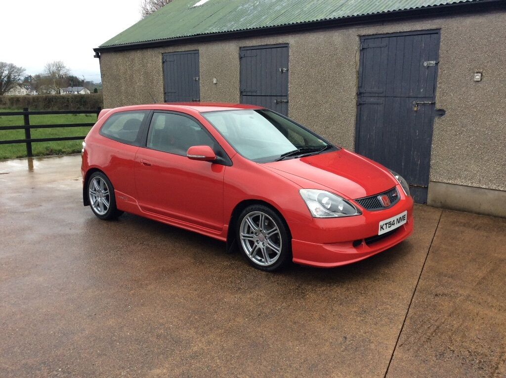 2005 honda civic type r ep3 immaculate milano red in cookstown county tyrone gumtree. Black Bedroom Furniture Sets. Home Design Ideas
