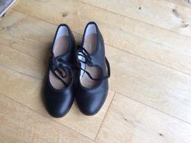 Black Katz Tap Shoes