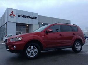 2013 Mitsubishi Outlander LS **6CYL**7 PASSAGER** 4X4/AWC **MAGS