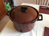 Slow cooker - Tower vintage 1970s