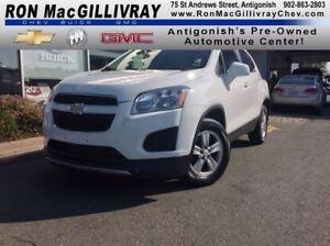 2014 Chevrolet Trax LT..PWLM..AWD..$109 B/W Tax Inc..GM Certifie