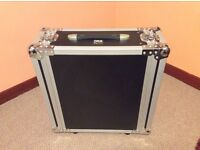 "IMG Stage Line 3U 19"" Rack Case Flight Case"