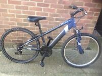 Adults Jump/Mountain bike Front Disc 18 Speed