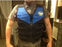 Sap weighted vest