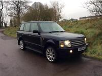 2003 Range Rover HSE 4.4 V8 4x4 LOW MILEAGE