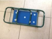 Draper 64970 folding kneeler and seat