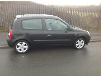 Renault Clio DYNAMIQUE 1.6cc very clean car 140.000 miles only £350
