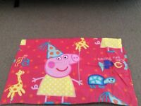 Peppa Pig bedding