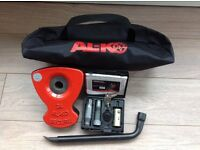 Alko Caravan Wheel Lock Kit No 34