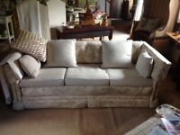 Greaves and Thomas sofabed sofa settee couch mid century vintage 60s