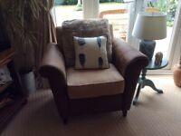 Armchair/club chair/dfs/ new