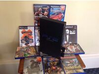 Playstation 2 & 20 games