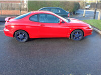 HYUNDAI COUPE SE 1975cc, Petrol, Automatic, 4 Speed, 3 Door, MOT due 03/08/2017, Red, £395, or Offer