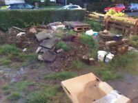 Garden Clearance Builders Waste