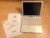 Apple IBook G3 'Snow', 2001 Collectible