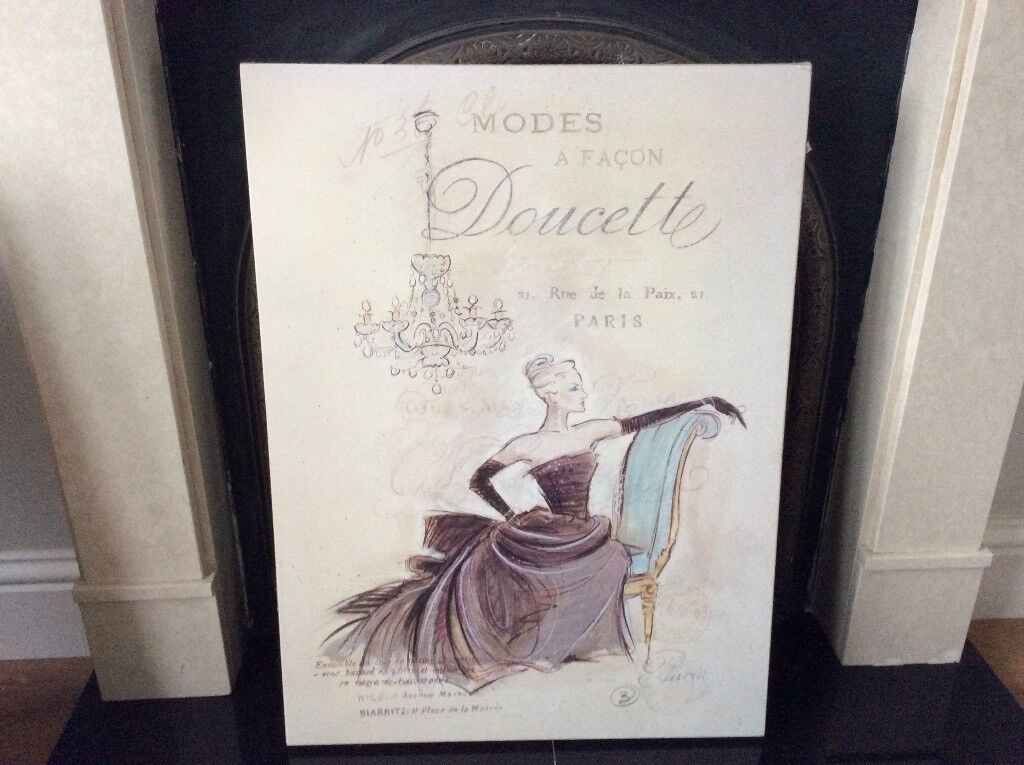 A beautiful picture far sale bought from Laura Ashley.