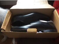 Men's black next shoes