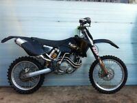 KTM 520 EXC SXF 2002 like 525 450