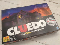 CLUEDO board game for the family, adults, children