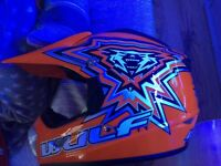 Children's WULF motocross gear