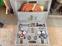 Oxy-Acertlene welding/brazing/flame cutting kit