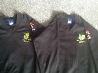 Boys School uniform (Bitterne Park) shirts trousers jumpers p.e kit